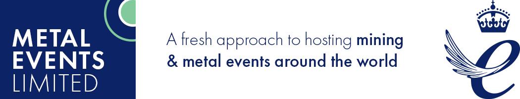 Metal Events Logo
